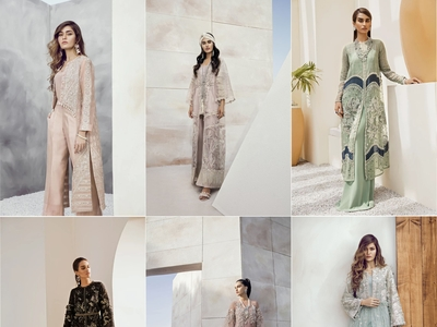 Various Types Of Pakistani clothes