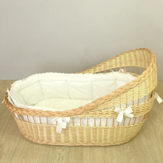 Baby Moses basket the best wide variety designs