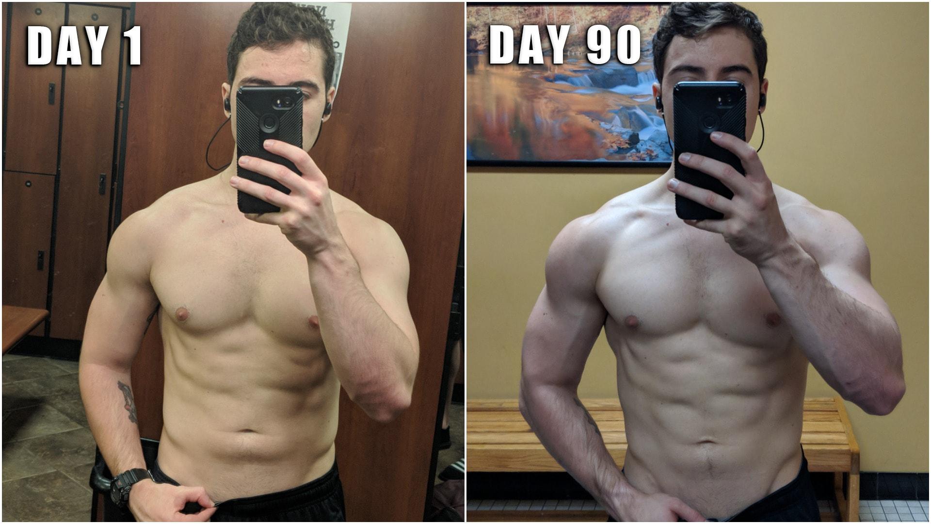 Sarm achieves complete transformations in different bodybuilding bodies