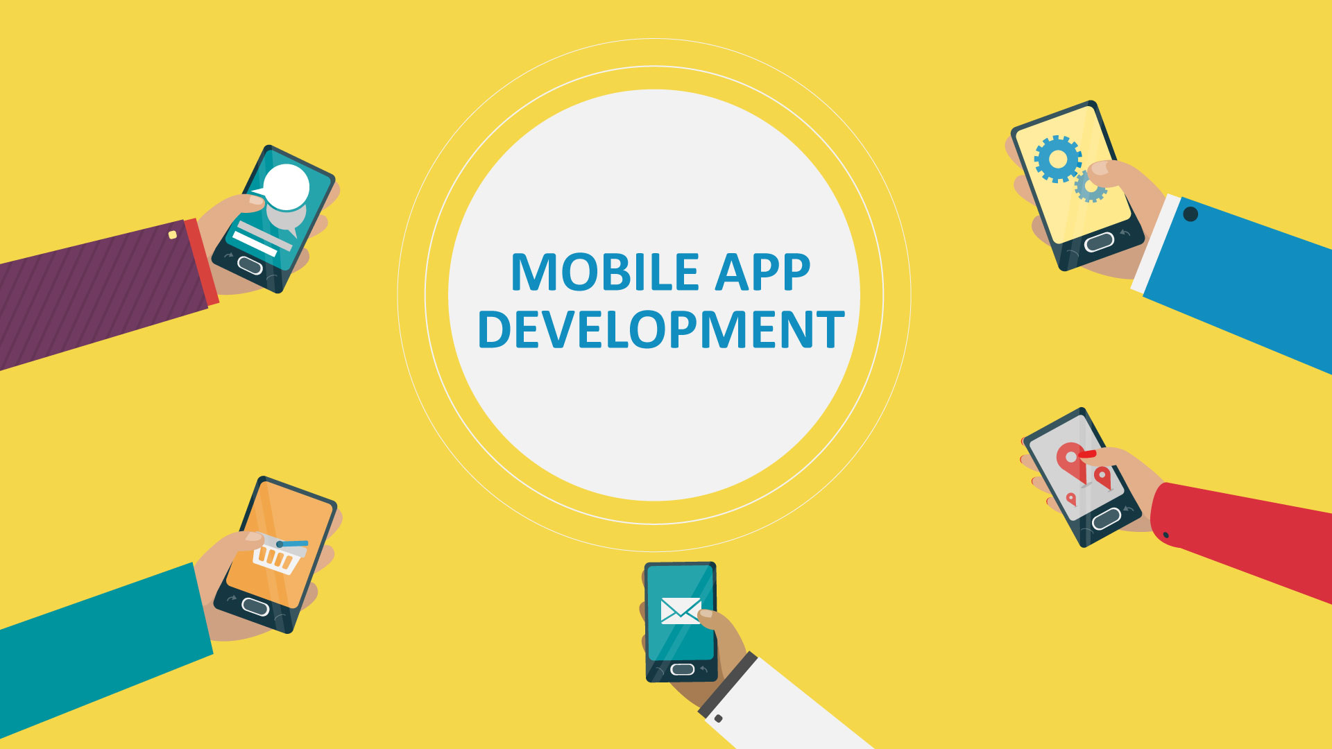 Only with the mobile App development company will you achieve your purpose